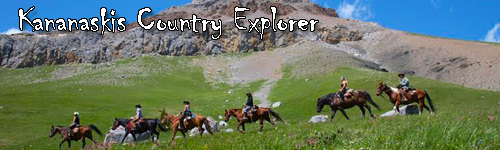 Kananaskis Country Explorer