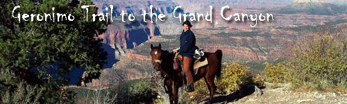 Geronimo Trail to the Grand Canyon