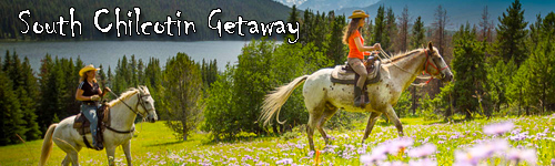 South Chilcotin Getaway