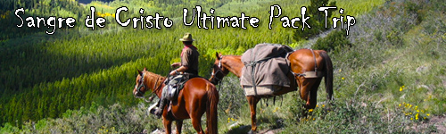 Sangre de Cristo Ultimate Pack Trip