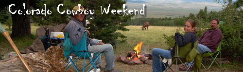 Colorado Cowboy Weekend