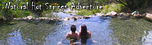Natural Hot Springs Adventure