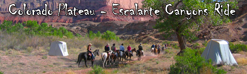 Colorado Plateau - Escalante Canyons Ride