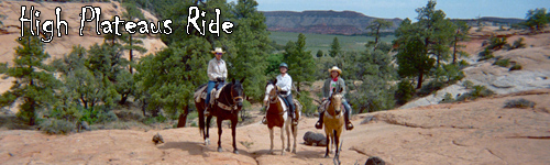 Colorado Plateau - High Plateaus Ride