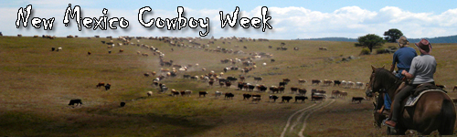 New Mexico Cowboy Week