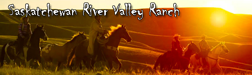 Saskatchewan River Valley Ranch