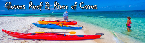 Glovers Reef & River of Caves