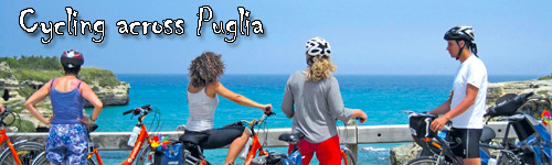 Cycling across Puglia