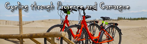 Cycling through Provence and Camargue