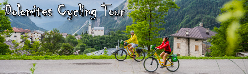 Dolomites Cycling Tour