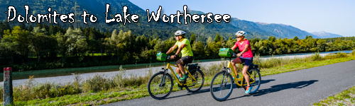 Dolomites to Lake Worthersee