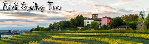 Friuli Cycling Tour