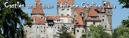 Castles and Saxon Heritage Cycling Tour