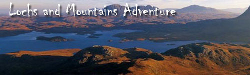 Lochs and Mountains Adventure