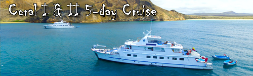 Coral I & II  5-day Cruise