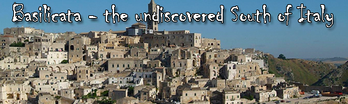 Basilicata - the undiscovered South of Italy
