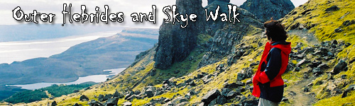 Outer Hebrides and Skye Walk