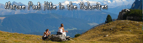 Nature Park Hike in the Dolomites
