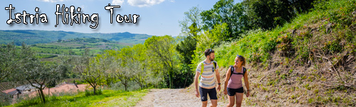 Istria Hiking Tour