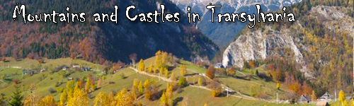 Mountains and Castles in Transylvania