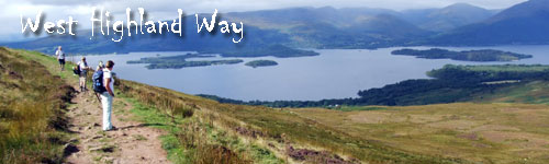 West Highland Way - Guided