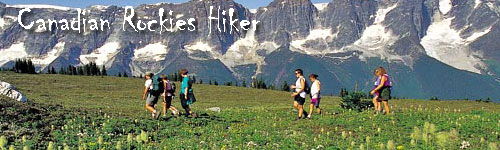 Canadian Rockies Classic Hiker