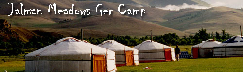 Jalman Meadows Ger Camp