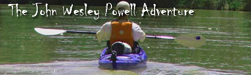 The John Wesley Powell Adventure