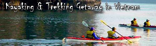 Kayaking & Trekking Getaway in Vietnam