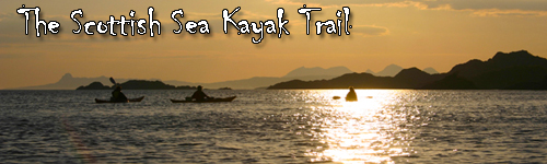 The Scottish Sea Kayak Trail