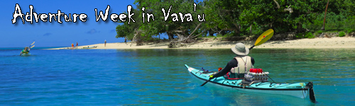 Adventure Week in Vava