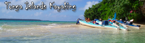 Tonga Islands Kayaking - resort based