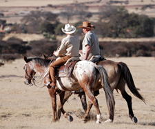 On horseback in Mexico- Highlands and Canyons Ride